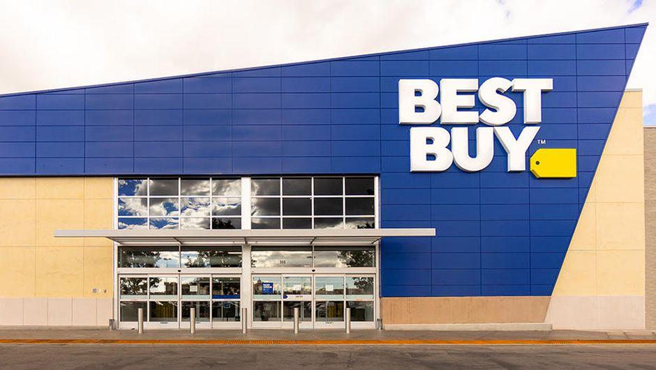 Best Buy Banner