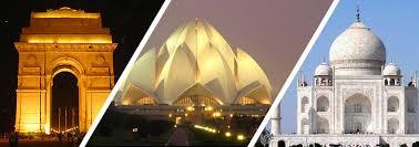 - Trip to India