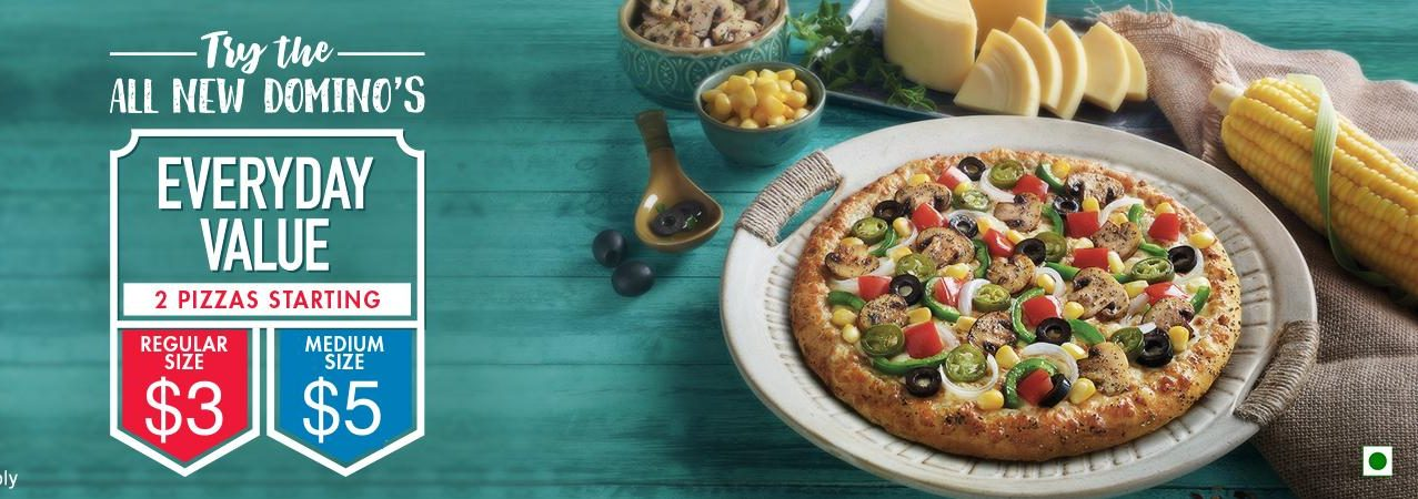 Yo!Pizzas - Pizza for $3