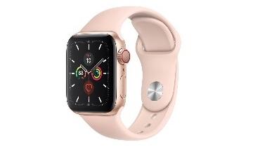 Amazon - Apple Watch Series 5 GPS Smart Watch
