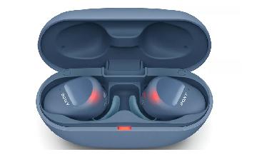 Amazon - Sony WF-SP800N TWS Headphones