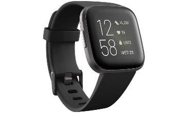 Walmart - Fitbit Versa 2 Fitness Smart Watch